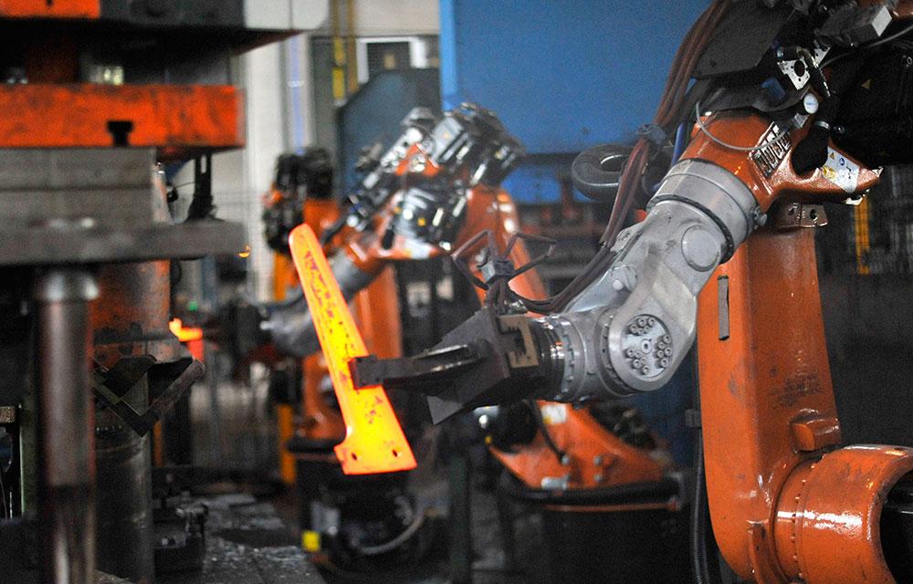 isole robotizzate per la produzione - industria 4.0