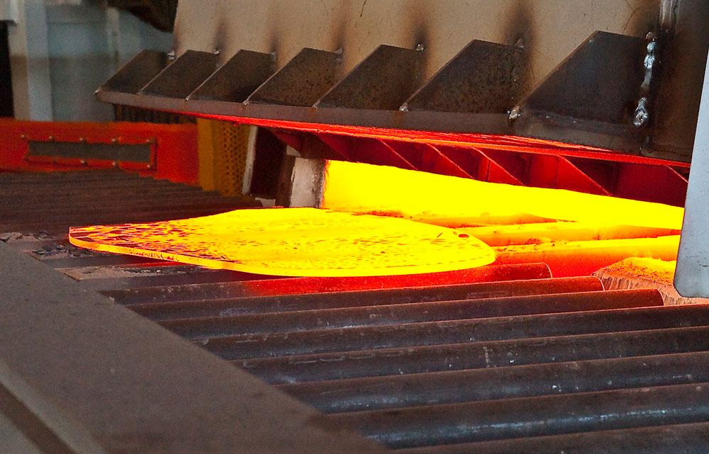 qualità dell'acciaio al boro