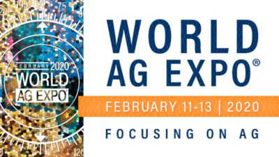 world AG expo 2021