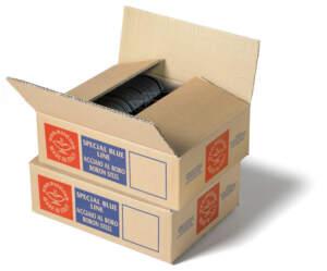 Opzione special BLU LINE confezionati in scatole